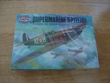 L122 Airfix Model Kit 61065-2 - Supermarine Spitfire Mk1 1/72 - Sealed