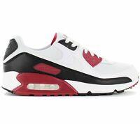 Nike Air Max 90 Herren Sneaker Weiß CT4352-104 Sport Freizeit Schuhe Turnschuhe