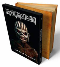 Iron Maiden 'The Book of Souls' Deluxe CD/Book Edition - New & Sealed