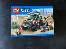 Lego City 4 x 4 Off Roader (60115) 176 Piece Set -Nib