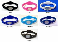 SMALL POWER BALANCE BRACELET SEVEN COLOURS TO CHOOSE FROM - RRP $29.95