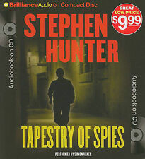 NEW Tapestry of Spies by Stephen Hunter