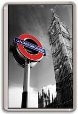 Big ben London underground sign Fridge Magnet