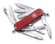 Victorinox Schweizer Taschenmesser MiniChamp rot mit Gravur Mini Champ