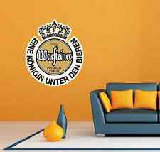 "Warsteiner Beer Room Bar Restaurant Wall Decor Sticker Decal 22""X25"""