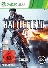 Xbox 360 Battlefield 4 NEU/OVP in Folie BF Original günstig TOP Shooter Kult