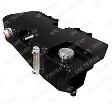 QSC All Aluminum Coolant Tank w/ Cap & Sensor for Peterbilt Kenworth T660