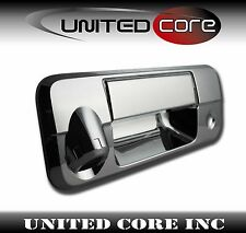 Chrome Tailgate Handle Cover Toyota Tundra 07-13 Camera Cut Out
