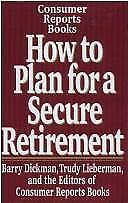 How to Plan for a Secure Retirement-ExLibrary