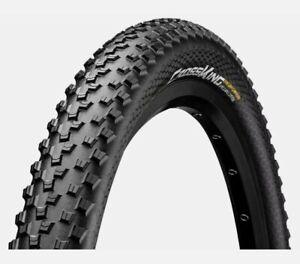"2 x Continental Cross King Kids MTB Tyres 24"" x 2.00"""
