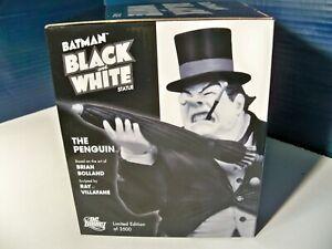 Batman Black and White Statue Brian Bolland Penguin 1334 of 2100 1st edition