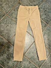 American Eagle Outfitters Girls/Teen Skinny Stretch pants Size 2 School Uniform
