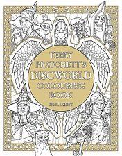 Terry Pratchett DISCWORLD LIBRO para colorear de Paul kidby