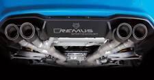 REMUS cat-back-anlage BMW M2 Coupé F87 CARBONO Calle RACE con integr. plegada