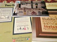 CS314, SALE, Assorted Designers, Cross Stitch patterns, your choice,  some OOP,