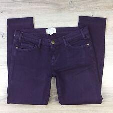 Current/Elliot Purple Capri Women's Jeans Size 29 Actual W32 L27 (AG18)