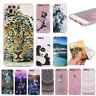 Coque Housse TPU souple Pour Huawei P10 paysage Animaux