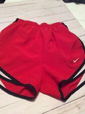 Women's Nike XS Red Dri-Fit Shorts