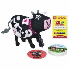 Farmville Animal Old Maid Game with Rockstar Cow Pouch