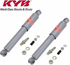 Pair Set of 2 Front Shock Absorbers Struts KYB Gas-a-Just KG 5409/KG5409