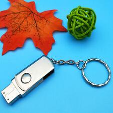 1PC Silver metal usb 3.0 pen drive 32GB usb flash drive memory sticks W JF