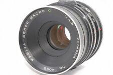 Mamiya Sekor Macro C 140mm f/4.5 f 4.5 Lens for RB67 *14095