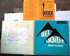 JAZZ LP set: UNIVERSITY OF FLORIDA GATOR VARIETY BAND Bobby Christian guest solo