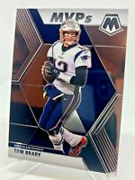 Tom Brady - 2020 Panini Mosaic MVP Card #298 Tampa Bay Buccaneers PATS GOAT MVP