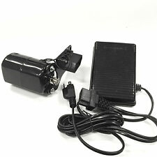 Motor And Foot Control Pedal For Rex RX-518 Portable Blindstitch Machine