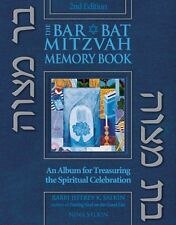 Bar/Bat Mitzvah Memory Book 2/E: An Album for Trea