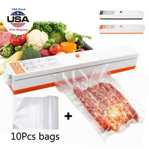 Commercial Food Saver Vacuum Sealer Seal A Meal Machine Foodsaver Sealing System