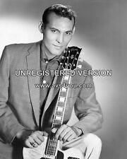 """Carl Perkins 10"""" x 8"""" Photograph no 4"""