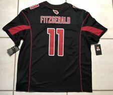 Nike Arizona Cardinals Larry Fitzgerald Color Rush NFL Sewn Jersey Men 2xl