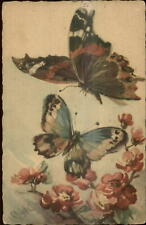 Chiostri Butterfly #327 Postcard