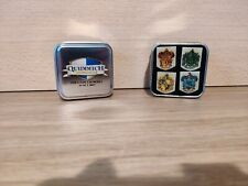 Rare Harry Potter Quidditch 2003 World Cup House Crest Pin Badges (set of 4) (4)