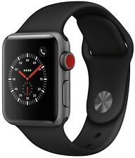 Apple Watch Series 3 38mm Space...