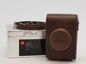 Leica Leather Case for D-LUX 5 With Strap(18723)