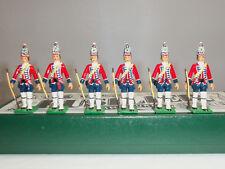FUSILIER MINIATURES BRITISH ROYAL MARINES 1815 METAL TOY SOLDIER FIGURE SET
