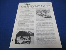 The Flying Lady Rolls-Royce, Magazine September 1977, National Spring Tour