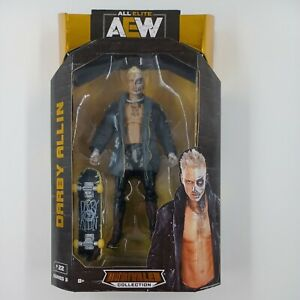 AEW Unrivaled Series 3 DARBY ALLIN Action Figure All Elite Wrestling NEW