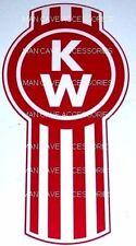 KENWORTH KW Logo Vinyl Decal Sticker 6006