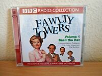 Fawlty Towers Volume 1 Basil The Rat - BBC Radio Collection - 4 Classic Episodes