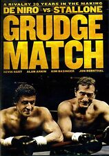 Grudge Match (DVD, 2014) Sylvester Stallone-Robert DeNiro-Kim Basinger-Alan Arki