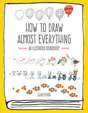 NEW How to Draw Almost Everything By Chika Miyata Paperback Free Shipping