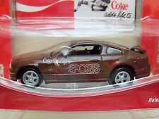 JOHNNY LIGHTNING - COCA-COLA SPORTS CARS - (2005) '05 FORD MUSTANG GT - DIECAST