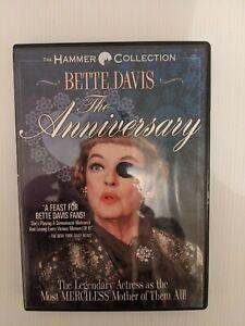 BETTE DAVIS  The Anniversary DVD
