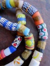 Beads [71270] African Krobo Glass