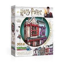 WREBBIT 3D PUZZLE HARRY POTTER QUALITY QUIDDITCH SUPPLIES & SLUG & JIGGERS 305