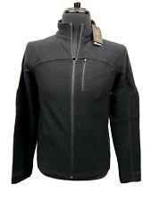 Ibex Wool Scout Jura Full Zip Jacket Merino Mens Small New $185 Lightweight