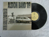 ALBION BAND '89 LP GIVE ME A SADDLE I'LL TRADE YOUR CAR topic N/M.. 33rpm / rock